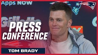 """Tom Brady after victory over the Giants: I'm """"happy we won"""" Video"""