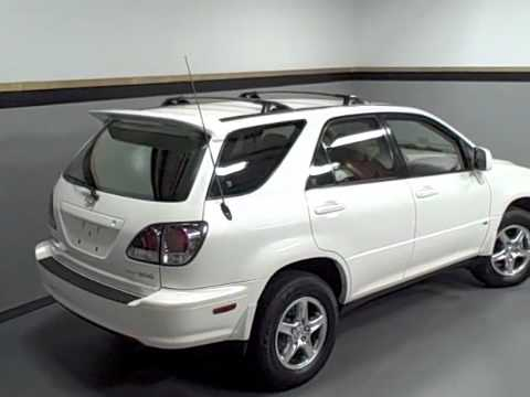 2002 Lexus Rx 300 Coach Edition Available At Lexus Of