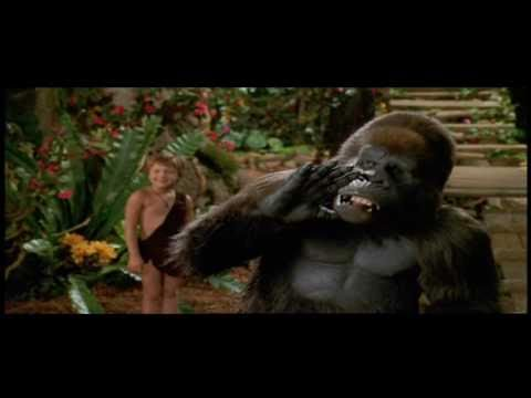 George of the Jungle 2 - Deleted Scenes - Watch out for that! [ HD ]