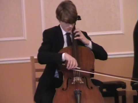 Karl Davydov Cello Concerto No1 In B Minor Op5 Youtube