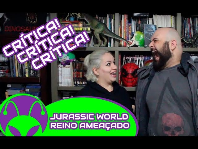 Freakritica | Jurassic World: Reino Ameaçado