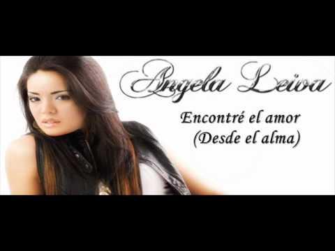 Angela Leiva Enganchados Youtube
