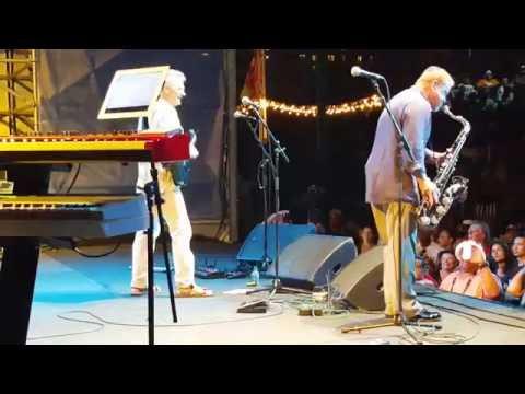 Peter White /Euge Groove / Richard Elliot- Rain down on me & Head over Heels