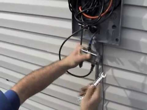 hqdefault cable step by step new install & amp part 4 youtube Cable TV Wiring Diagram at gsmx.co
