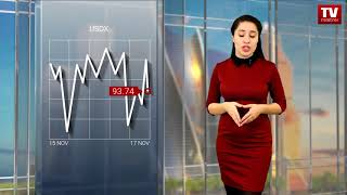 InstaForex tv news: USD/CAD moving higher amid US, Canadian data  (20.11.2017)