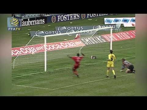 FFA TV: Alex Tobin reflects on Socceroos vs. Canada (1993)