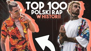 TOP 100 POLSKI RAP/TRAP/HIPHOP