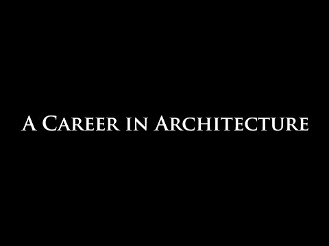 Architect Career