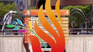 25 07 2017 ATHLETICS 100m Final Men Medal Ceremony HIGHLIGHTS