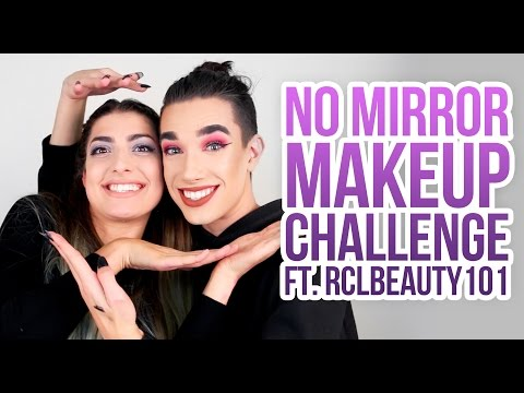 Thumbnail: NO MIRROR MAKEUP CHALLENGE FT. RCLBEAUTY101
