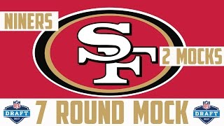 2017 San Francisco 49ers 7 Round Mock Draft - 2017 NFL Mock Draft 7 Round Niners NFL Mock Draft Free HD Video