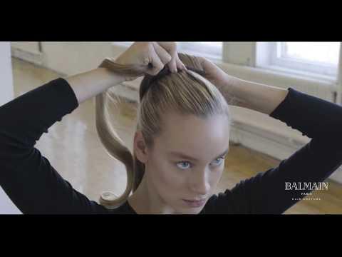fb94b0f9 Catwalk Ponytail 55cm | Balmain Paris Hair Couture