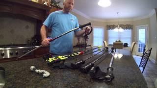 How to Cut Down Ski Poles