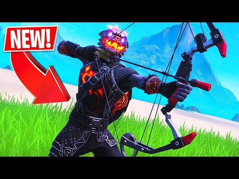 Fortnite NEW Boom Bow Weapon Gameplay! // Pro Fortnite Player // 2,100 Wins (Fortnite Battle Royale) thumbnail