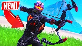 Fortnite NEW Boom Bow Weapon Gameplay! // Pro Fortnite Player // 2,100 Wins (Fortnite Battle Royale)