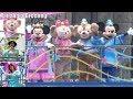 "ºoº 東京 ディズニーシー 七夕デイズ2018 "" 七夕グリーティング "" Tokyo DisneySEA Tanabata Greeting show"