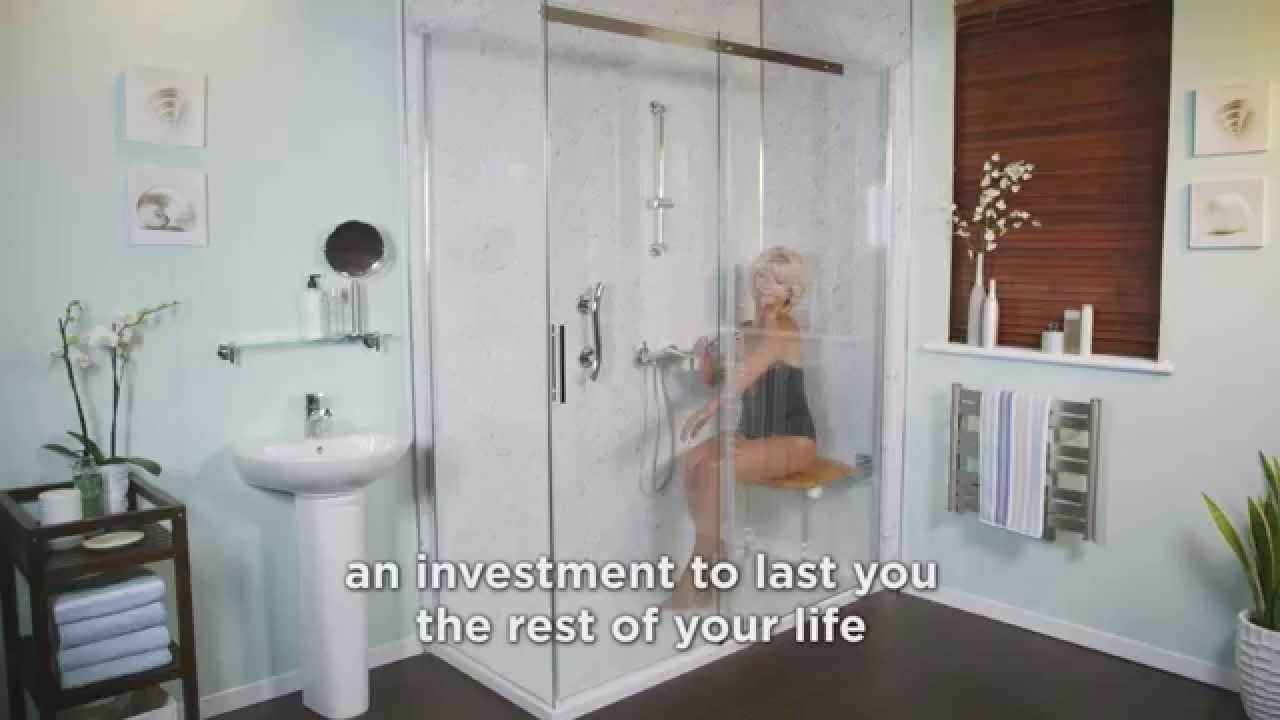 The Complete Bathroom package from Bathing Solutions - YouTube