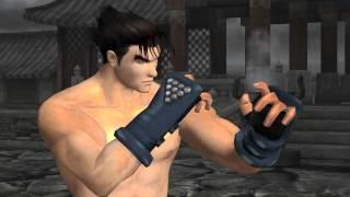 Tekken Hybrid E3 Trailer