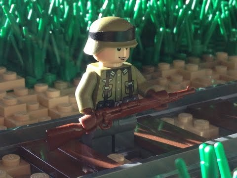 Lego WW2 Battle of Aachen