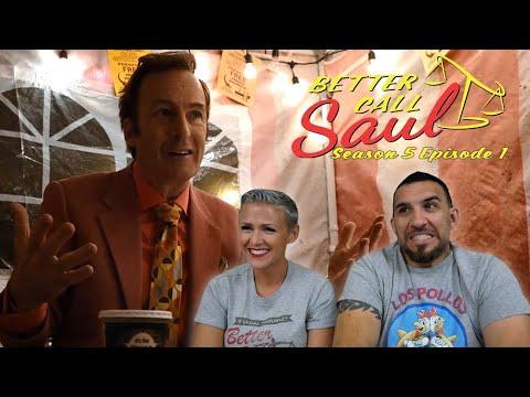 Better Call Saul Season 5 Episode 1 'Magic Man' Premiere REACTION!!