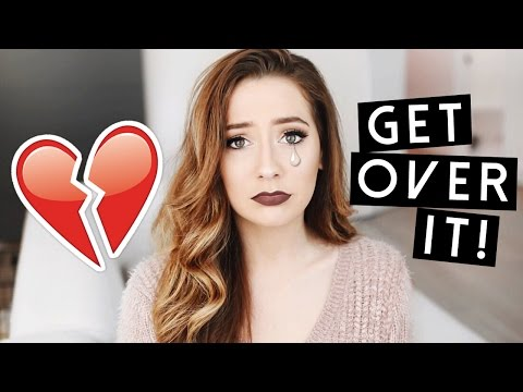 Breaking Up + Moving On From Your First Love | Caitlin Bea