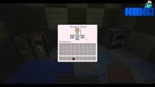 Minecraft Poradniki Alchemia #2 Mikstura Siły