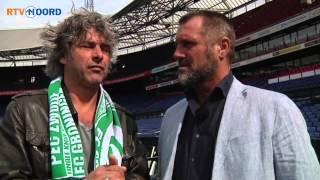 John de Wolf: De bekerfinale is alleen maar leuk als je wint - RTV Noord