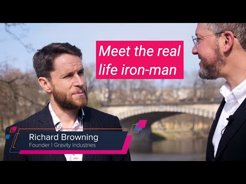 Exponential Africa show - Richard Browning founder of Gravity - EP 6 S1