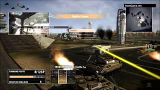Tom Clancys Endwar - Gameplay (PS3) 720p