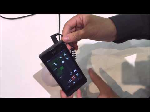 Primeiras impressões: Acer Liquid M220 com Windows Phone [MWC 2015]