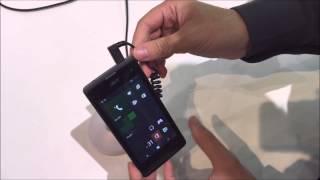 Primeiras impressões: Acer Liquid M220 com Windows Phone [MWC 2015]