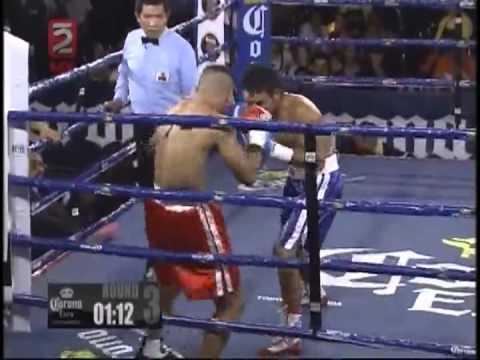 EDWIN ORTIZ VS FRANCISCO PEREZ CINTURON DE ORO 2011
