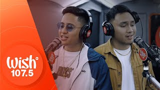 "Matthaios and Dudut perform ""Nararahuyo"" LIVE on Wish 107.5 Bus"