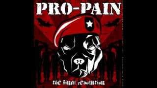 PRO-PAIN - Southbound