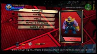 LEGO® MARVEL Super Heroes 2_guerra infinita