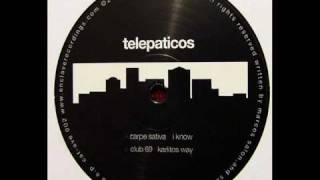 Telepaticos - Carpe Sativa