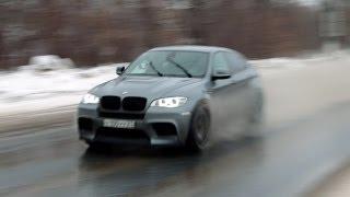 BMW X6M 900л.с.  Тест драй | Test Drive