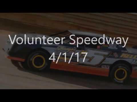 Volunteer Speedway 4-1-17