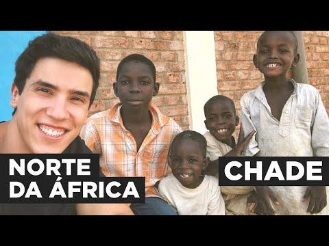 CHEGUEI NO CHADE | ÁFRICA