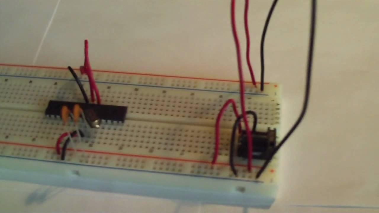 Standalone / bare bones Arduino (using a 5V switching power supply)