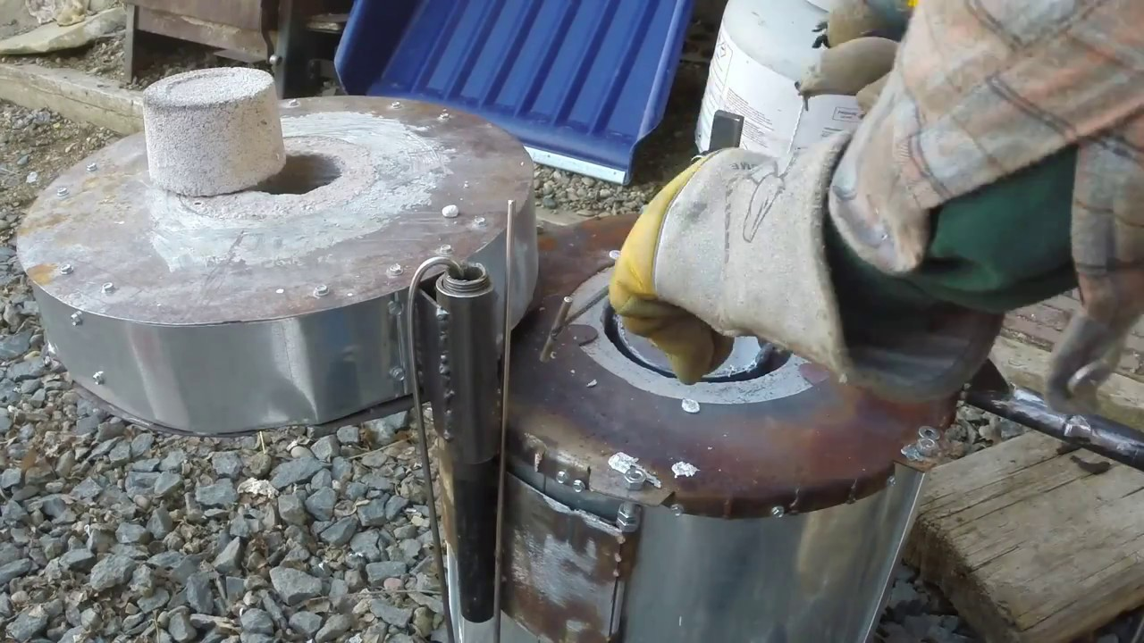 reusable aluminum casting mold III