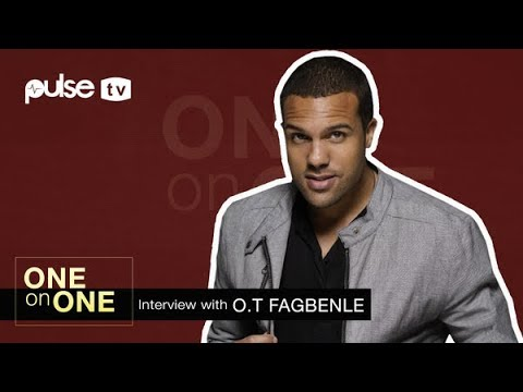 OneOnOne  With British Actor, Writer And Director O.T. Fagbenle  Pulse TV
