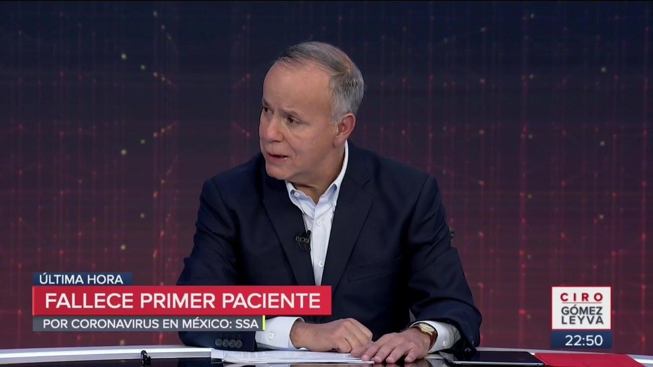 Noticias con Ciro Gómez Leyva | Programa Completo 18/marzo/2020 ...