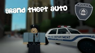 ROBLOX | LANDER POLICE DEPARTMENT | GRAND THEFT AUTO