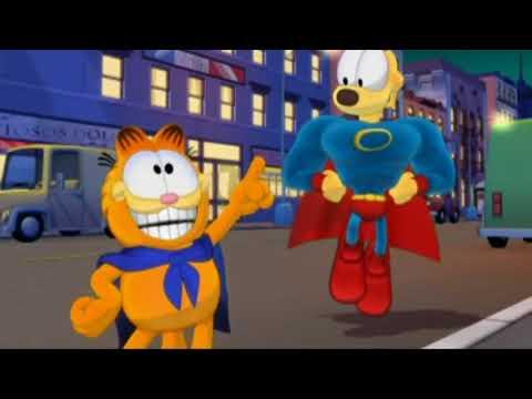 Garfield Show - Sezona 3 - Povratak Super Heroja