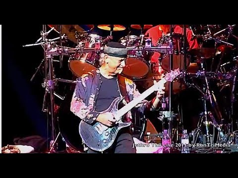 Martin Barre Last Performance with Jethro Tull in US: Locomotive Breath