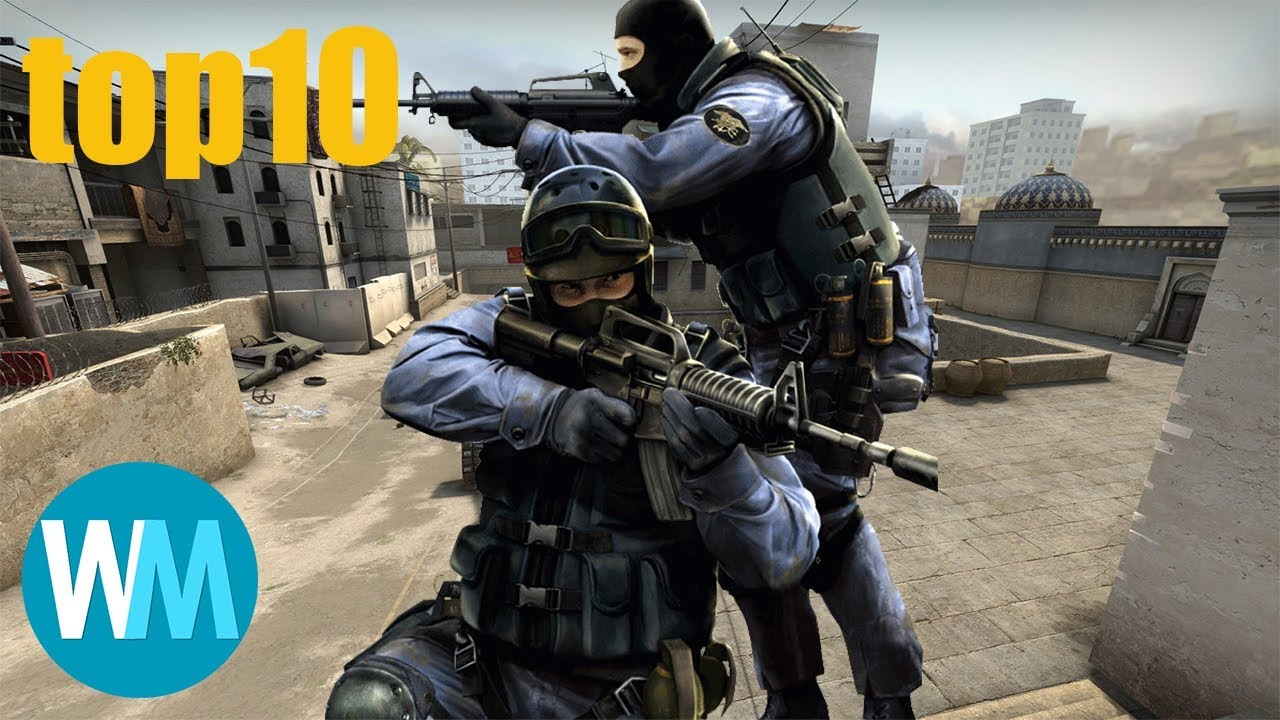 En İyi 10 Counter-Strike Haritası!