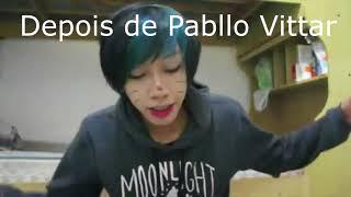 ANTES E DEPOIS DE OUVIR PABLO VITTAR | SAM MEMES