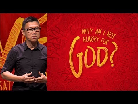 Crave - Part 1 - Why Am I Not Hungry For God