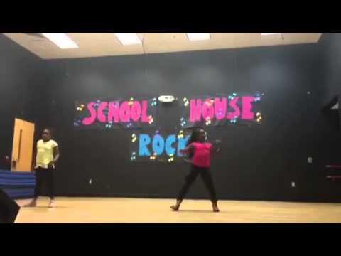 June 2015 Harris Creek Elementary School Talent Show